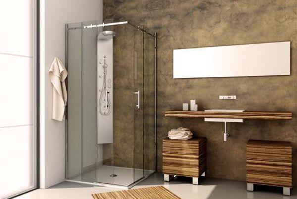 Box Doccia Angolari Vendita Bagni Corner shower