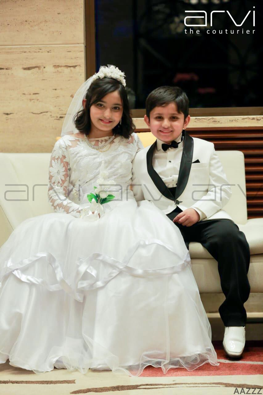 Custom Tailored Gown By Arvi The Couturier Kidswear Kids Kidsoutfit Happy Happykid Holy Gown Designer Designeroutfit Fashionde Best Fashion Designers Fashion Design Ladies Boutique