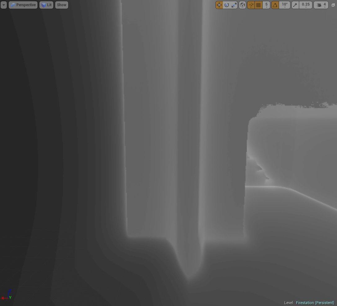 Light bleeding with static mesh and BSPs - UE4 AnswerHub   UE4