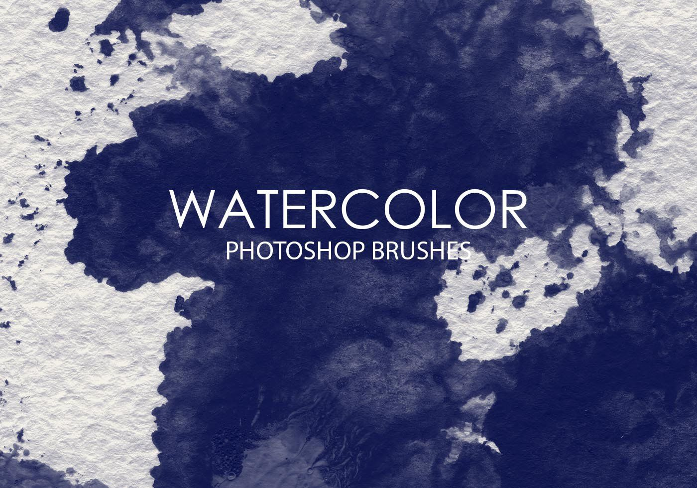 Pack Contains 15 High Quality Hand Painted Watercolor Wash Ps