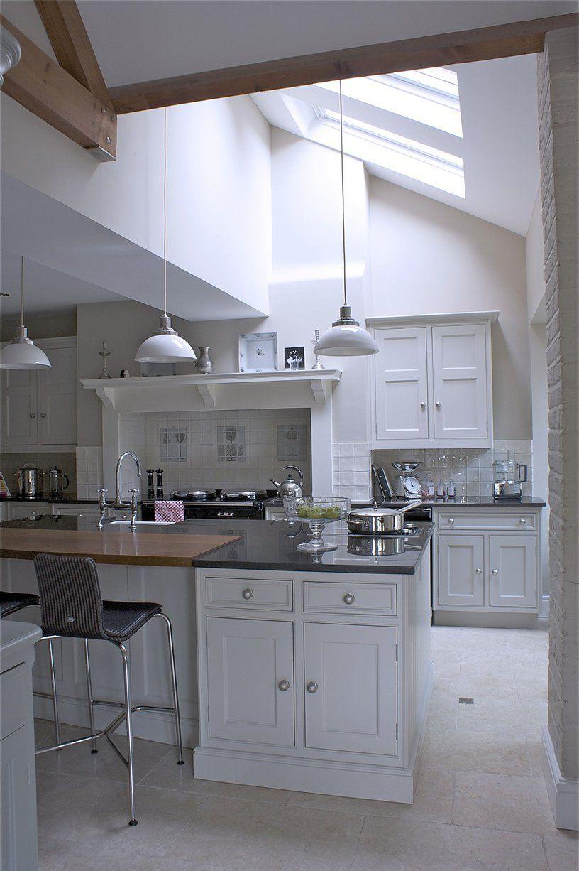 Küchenideen ziegel handmade kitchens  kitchen  pinterest
