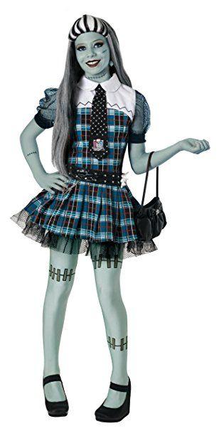 Monster High Kostueme Naehen.Pin Auf Halloween Kostume Kinder