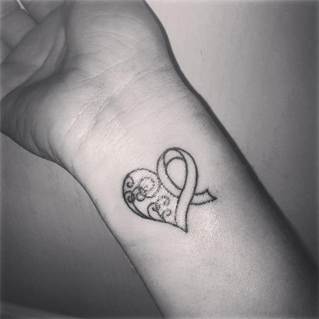 Tattoo Ideas About Depression: Anxiety Awareness Tattoo - Google Search