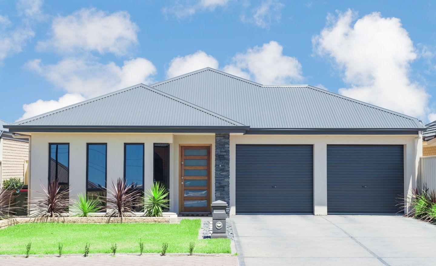 Basalt Colorbond Roof Google Search Modern Suburban