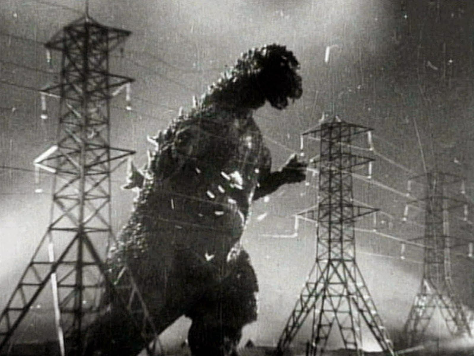 Image result for godzilla attacking tokyo