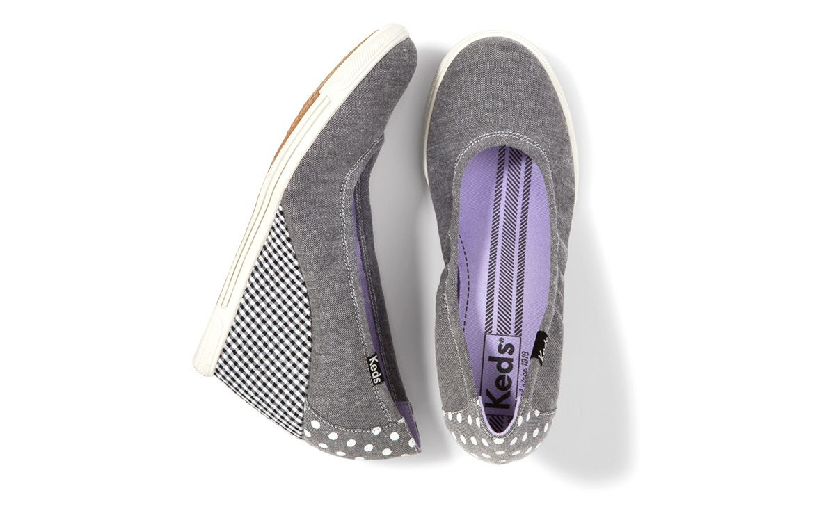 514ee716b24 Keds Shoes Official Site - Wedge Skimmer