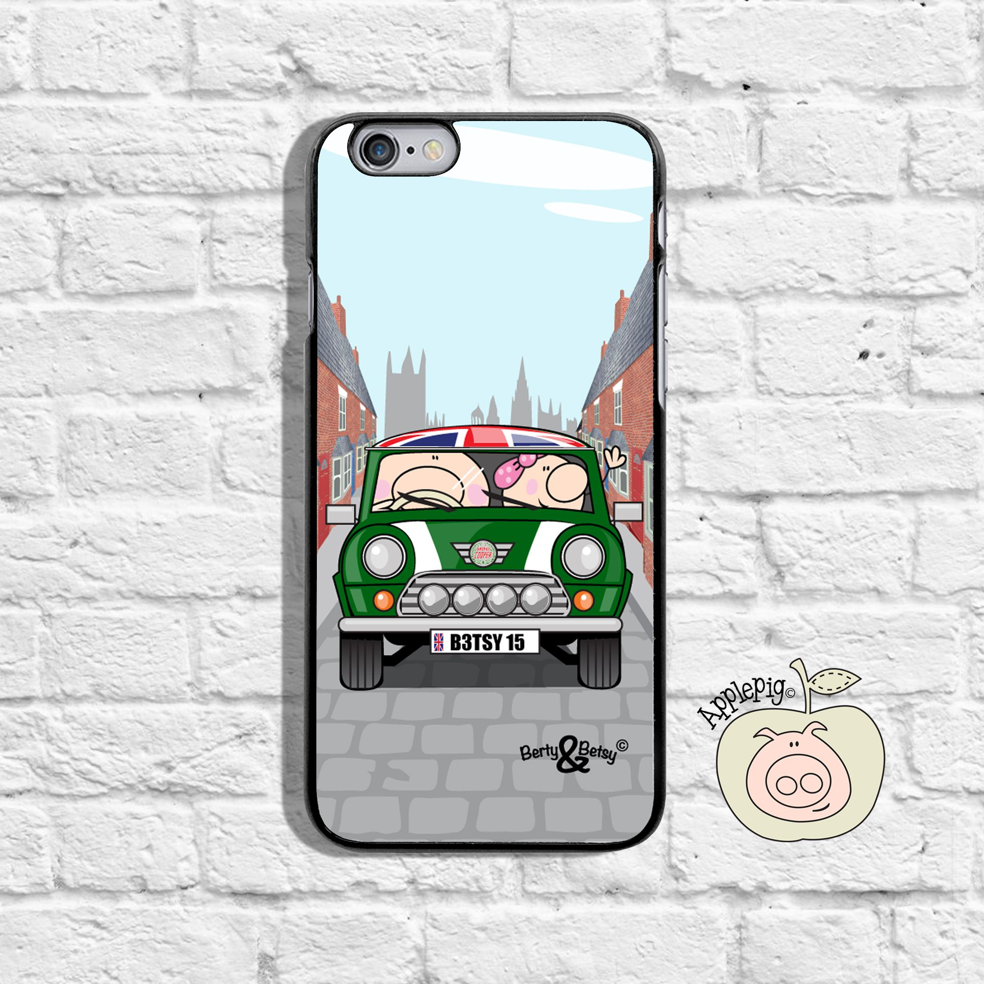 online store 648db be27b Berty and Betsy mini cooper phone case | Mini Cooper | Phone cases ...