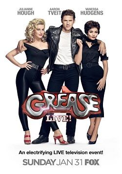 Grease Live Online Latino 2016 Peliculas Audio Latino Online Grease Live Aaron Tveit Live Television