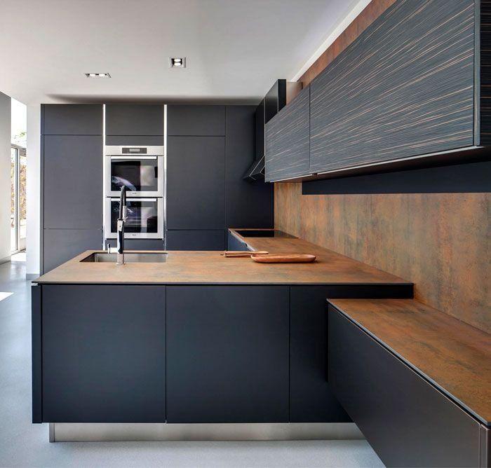 kitchen design trends 2018 2019 colors materials ideas. Black Bedroom Furniture Sets. Home Design Ideas