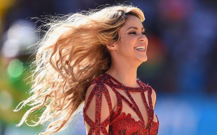 Shakira Brazil Is A Hd Wallpaper Posted In Celebrities Category