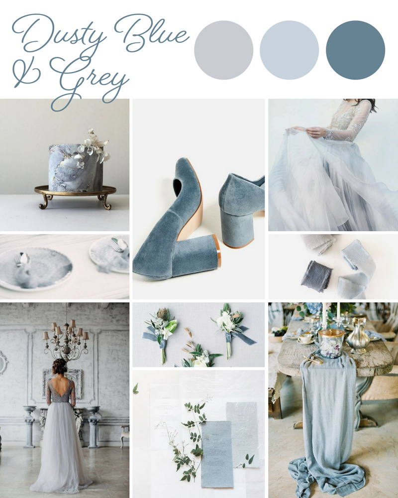Ask The Experts: Colour Predictions for 2018's Hottest Weddings