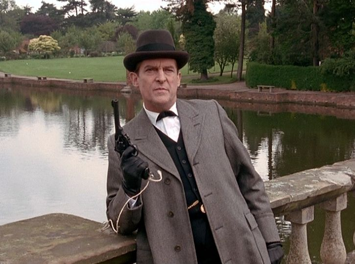 SHERLOCK HOLMES (Granada TV series 1984 – 94) | Jeremy brett ...
