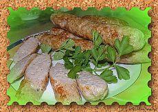 Замечательный рецепт! Домашние куриные колбаски