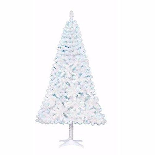 christmas tree and stand 65 ft prelit madison pine clear or color lights new whiteblue lights - 65ft Christmas Tree