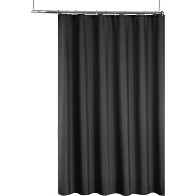 Symple Stuff 2 In 1 Single Shower Curtain Colorful Curtains