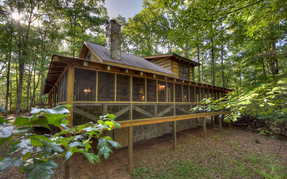 Mountain Homes And Cabins For Sale In Blue Ridge Ga Blue Ridge Georgia Mountains Cabins For Sale