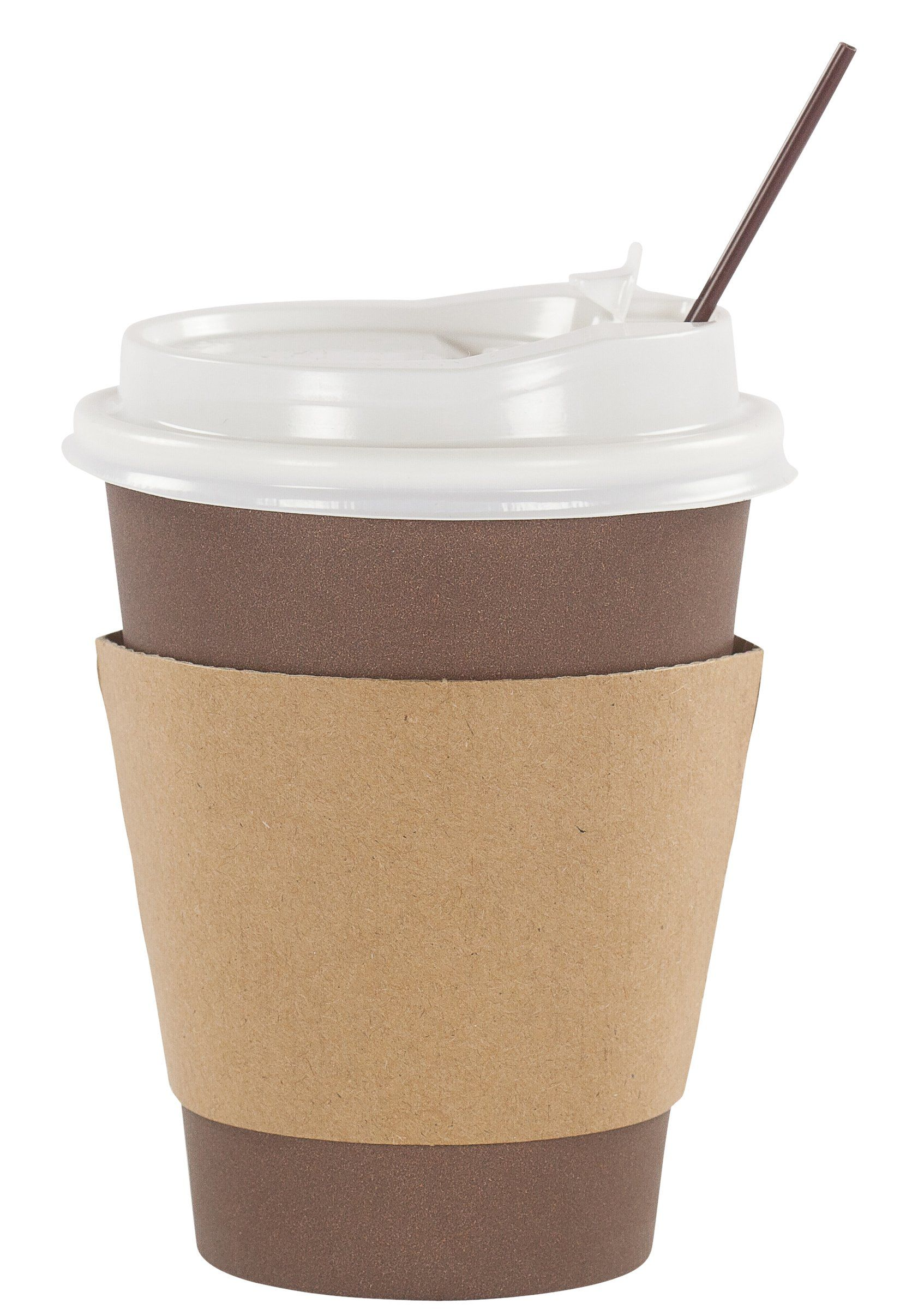bilubah 140 Pack 12 Oz Disposable Hot Paper Coffee Cups