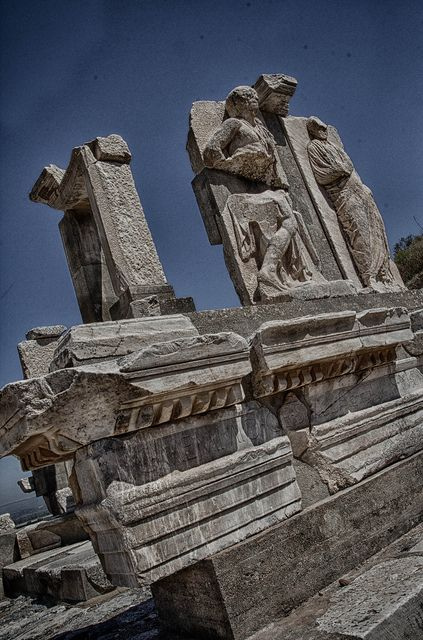 Largest 'open air' museum in Turkey. Sooo much history here. Walk in footsteps of Mother Mary, Cleopatra, Alexander the Great, St John, St Paul. Historical religious tours by Archaeologous.com (Ephesus, Selçuk, Turkey)