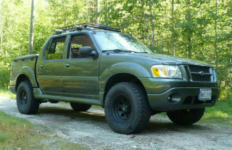 Pin by Lara Leigh Massey on Truck Stuff Ford sport trac