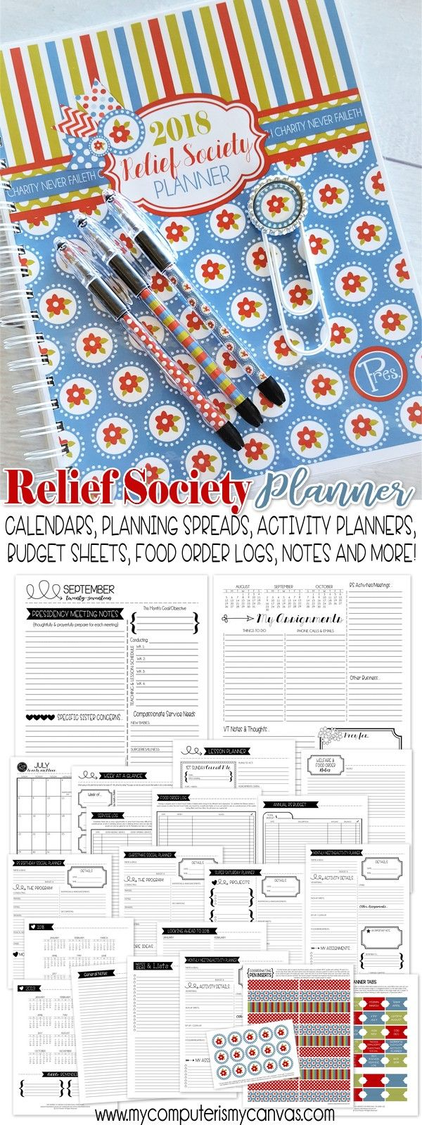 activity planners