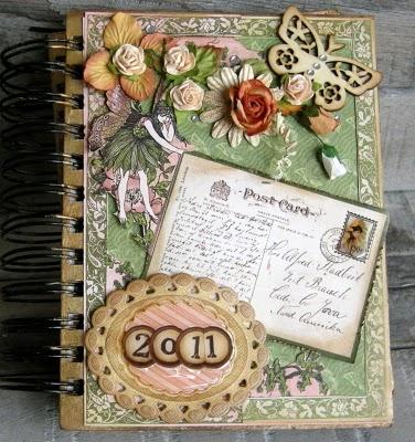 Scrapbook Cover Idea Albums Notebooks Pinterest Scrapbook