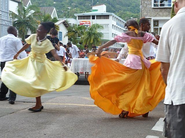 Seychelles People Creole Festival Seychelles West