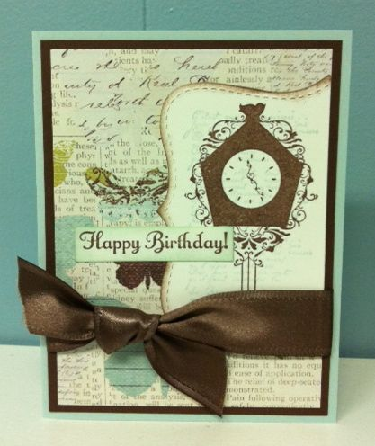 forever young birthday by mikate - Cards and Paper Crafts at Splitcoaststampers