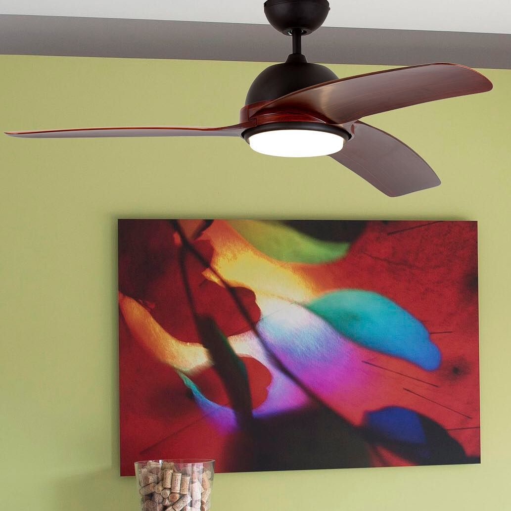 3 Blade Fans To Get The Most Out Of Your Fan Be Sure To Mount It