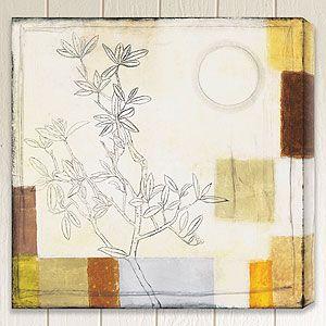 Autumn Moon I By Sean Jacobs Wall Art And Decor Home Decor World Market Art Prints Art Organic Art