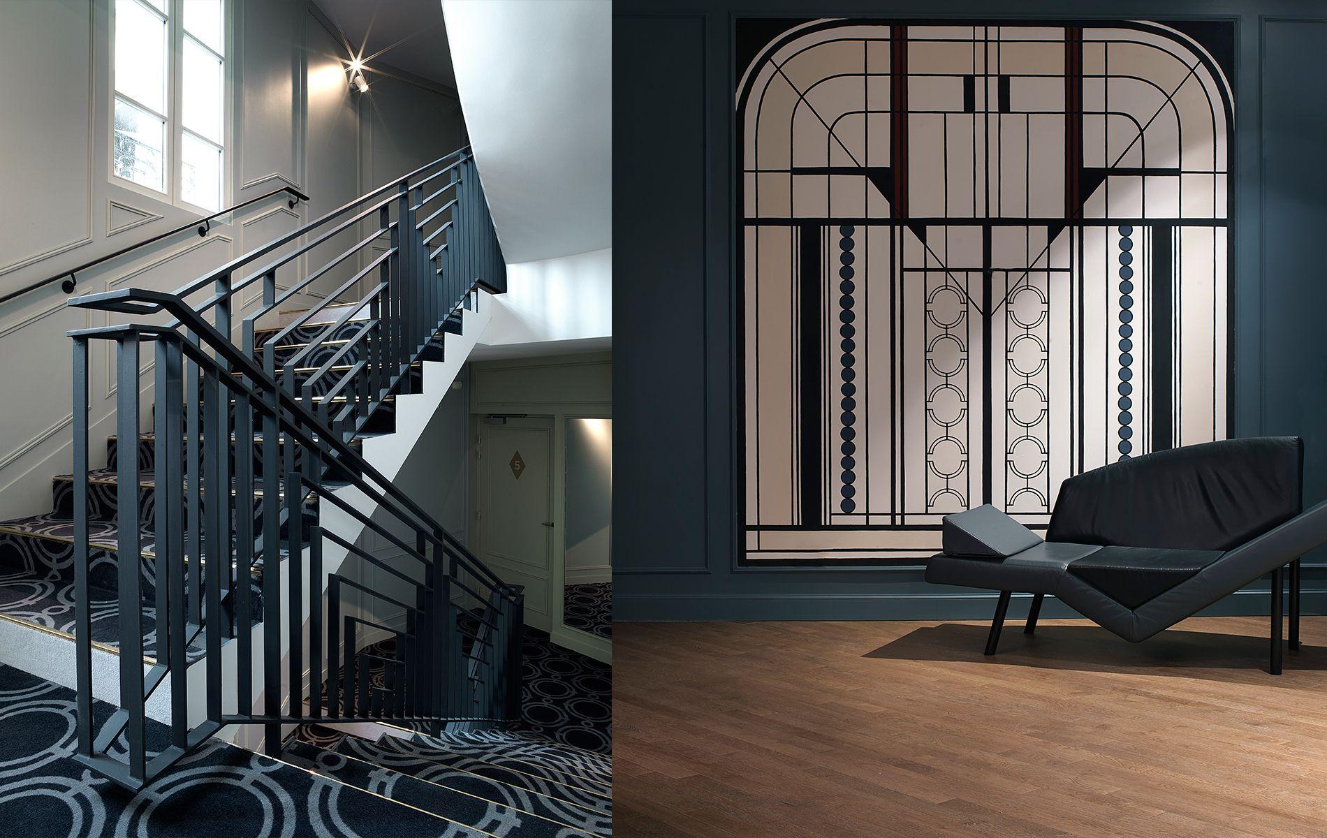 H´tel de luxe Paris 2¨me Village Montorgueil H´tel Bachaumont