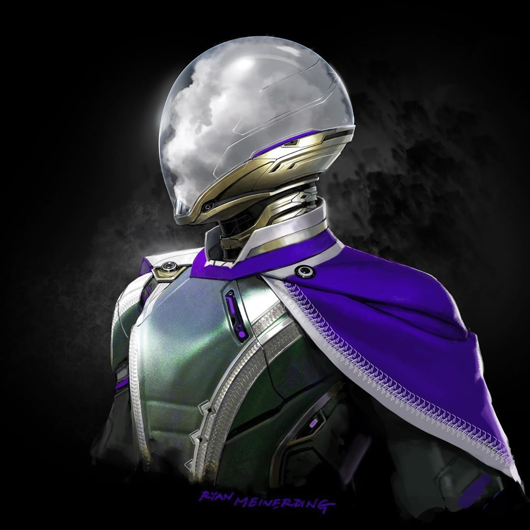 Another Mysterio Version