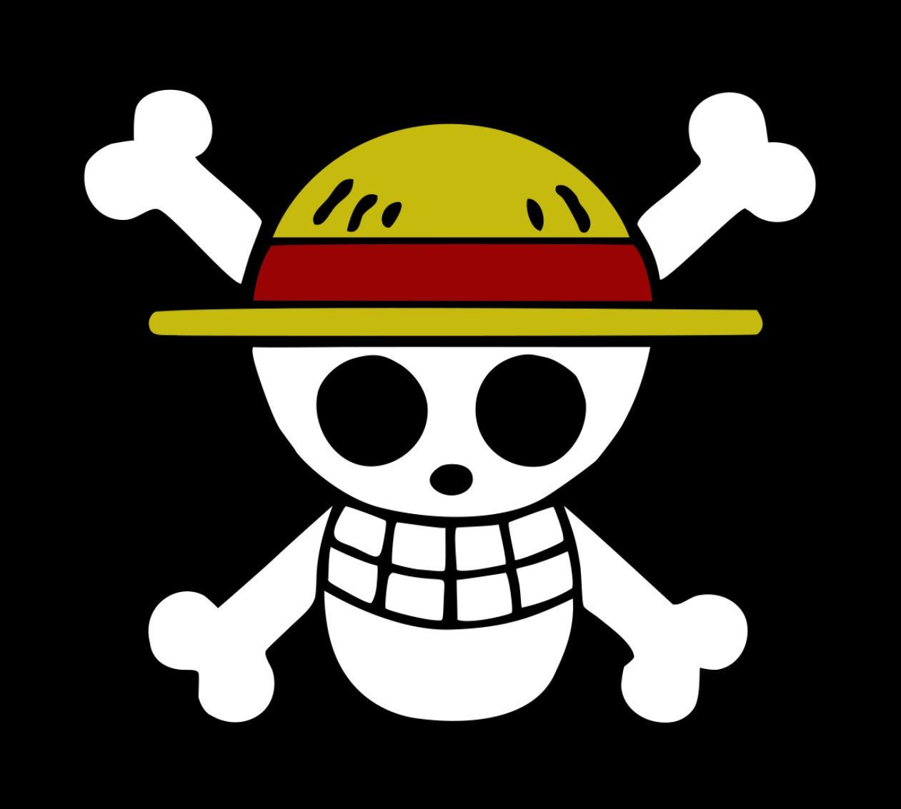 One Piece Luffy Flag Decal Sticker Logo Colorful Design Japanese Manga Comic Book Character Vin In 2020 One Piece Logo Manga Anime One Piece One Piece Wallpaper Iphone