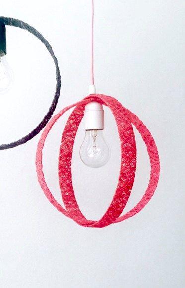 Un favorito personal de mi tienda Etsy https://www.etsy.com/es/listing/234765064/circle-lampara-2-circulos-colores