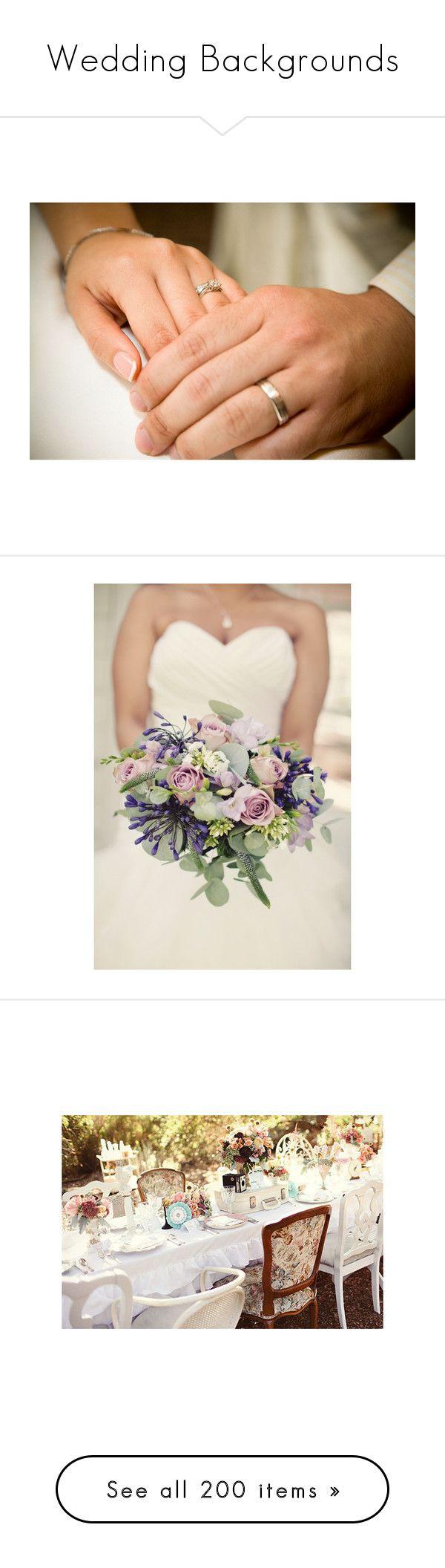 Wedding Backgrounds\