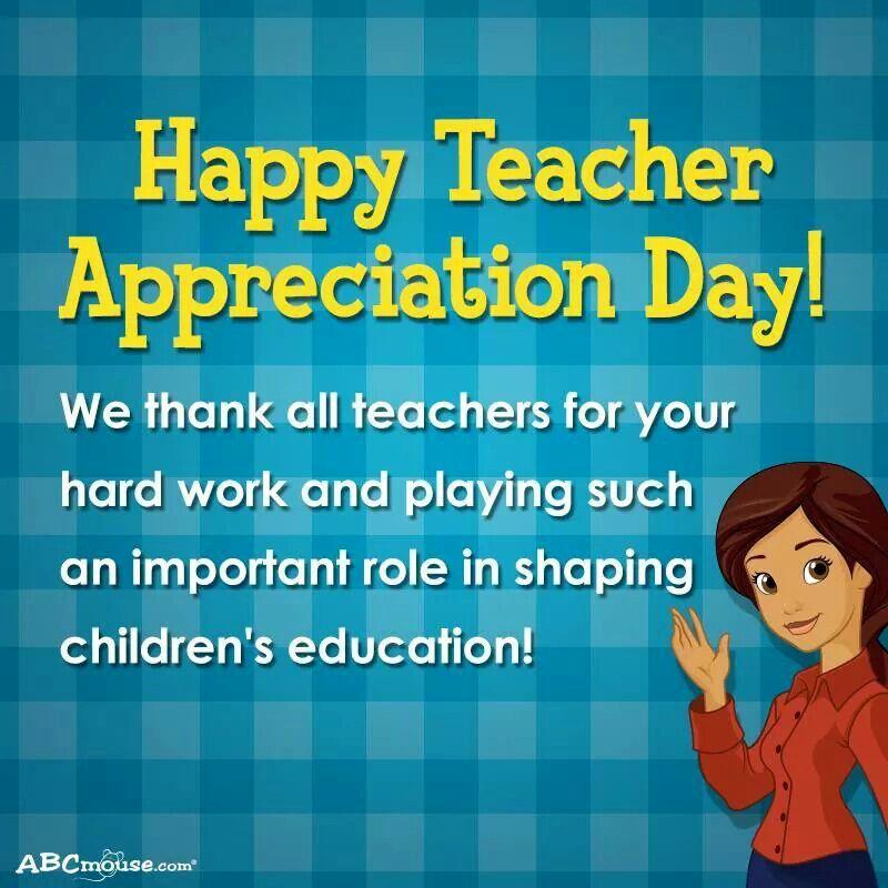 Teaching Teacher Appreciation Quotes Teacher Appreciation Week Teacher Appreciation