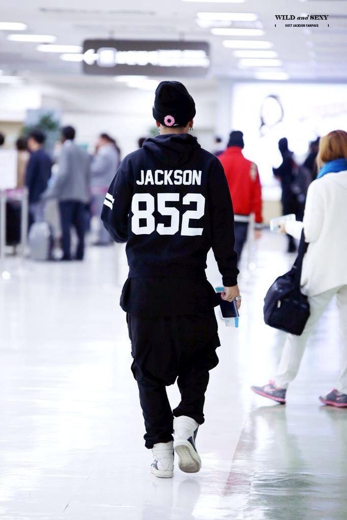 Jackson wang - GOT7