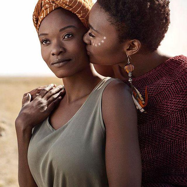 ScГЁnes lesbiennes noires