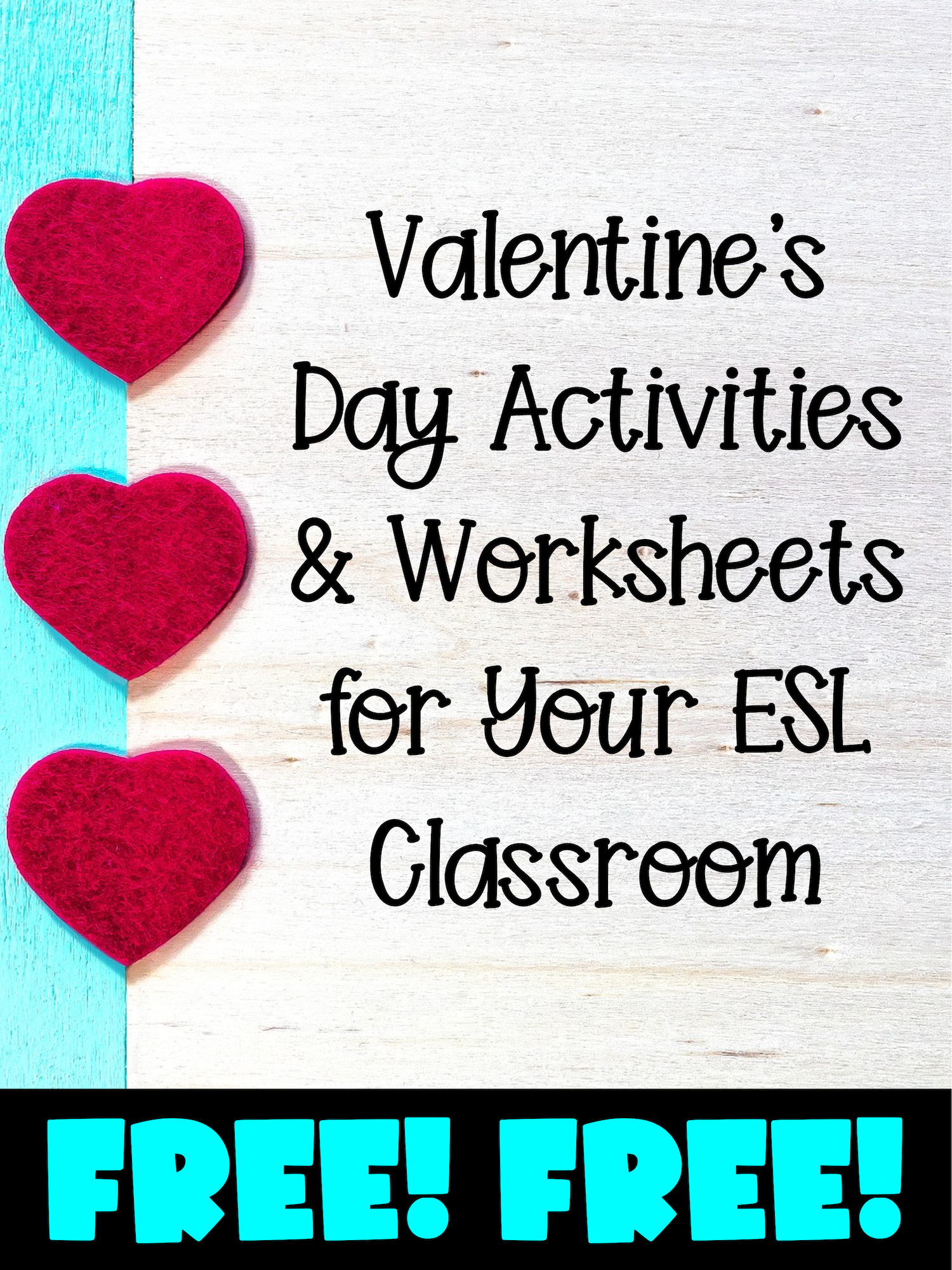 Valentine S Day Esl Activities In With Images