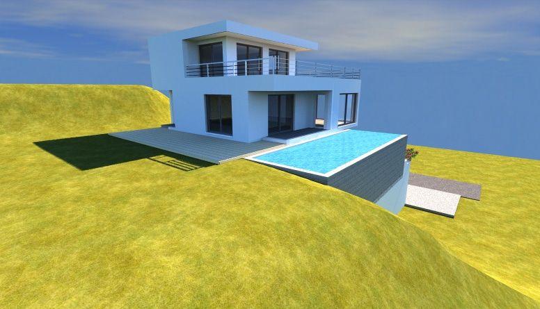 Lu0027entreprise Castagnet a réalisé la conception 3D du0027un projet de - prix construction d un garage