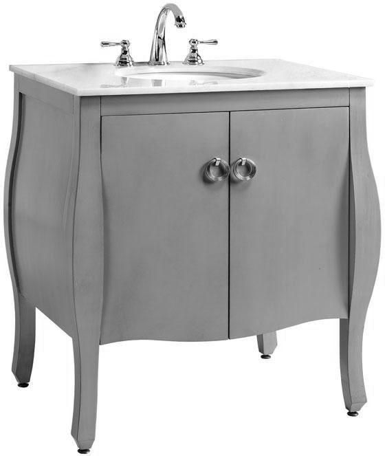 Savory Sink Cabinet 35 X 35 549 Available In Blue Grey And Cream With Images Powder Room Vanity Bath Vanities Contemporary Bathroom Vanity