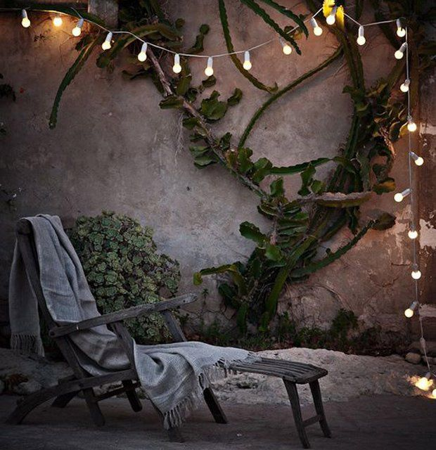 Romantic and rustic place. #home #cosy #light