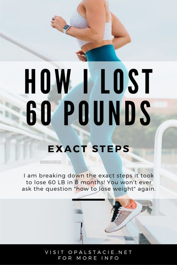 Exact Steps On How To Lose Weight