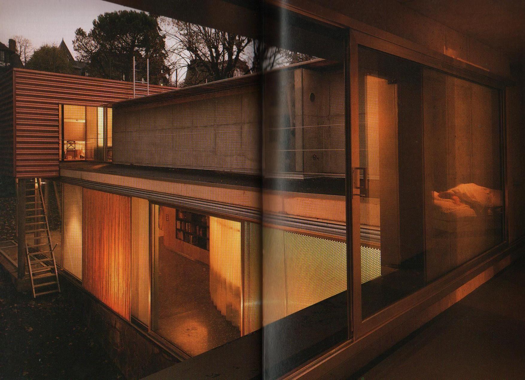 Rem koolhaas villa dall ava paris france 1991 atlas of - Koolhaas Villa Dall Ava Paris Francerem