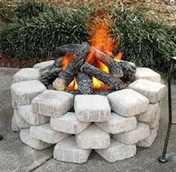 Five Easy Diy Fire Pits You Can Create From Everyday Items With