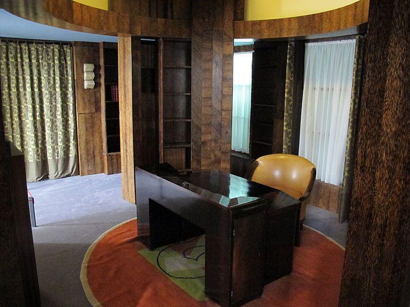 bureau biblioth 232 que de l ambassade fran 231 aise de chareau 224 l 171 exposition internationale