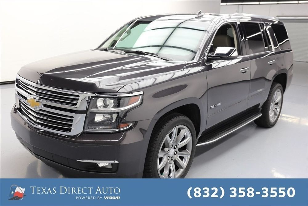 For Sale 2017 Chevrolet Tahoe Premier Texas Direct Auto 2017