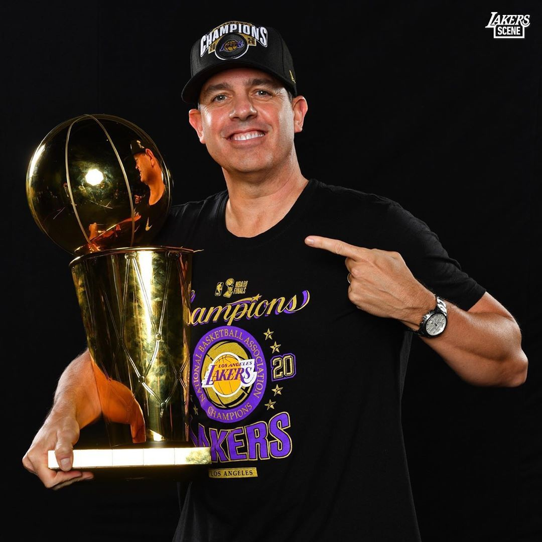 Los Angeles Lakers Coach Vogel You Re The Realest In The Game In 2020 Los Angeles Lakers Lakers Coach