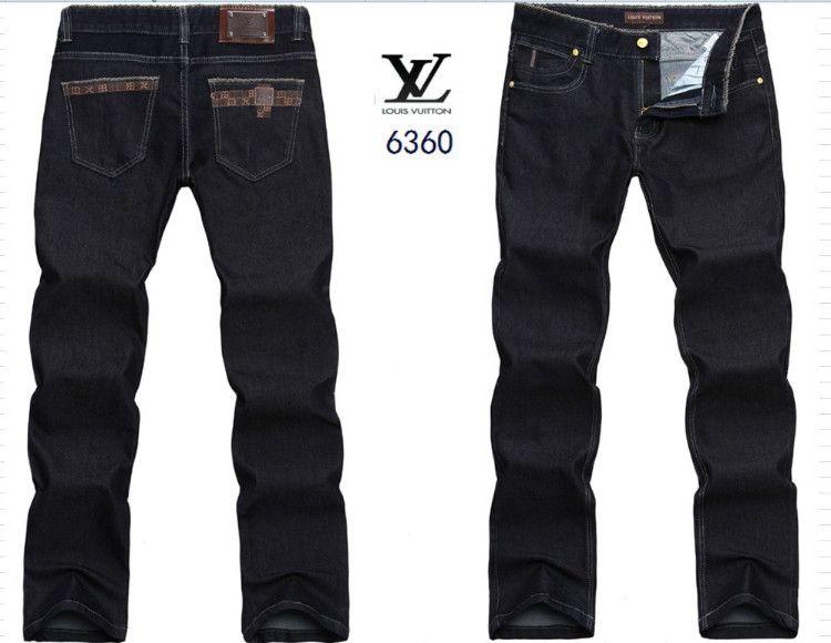 a50a2baa117 Louis Vuitton men jeans-LV29869E