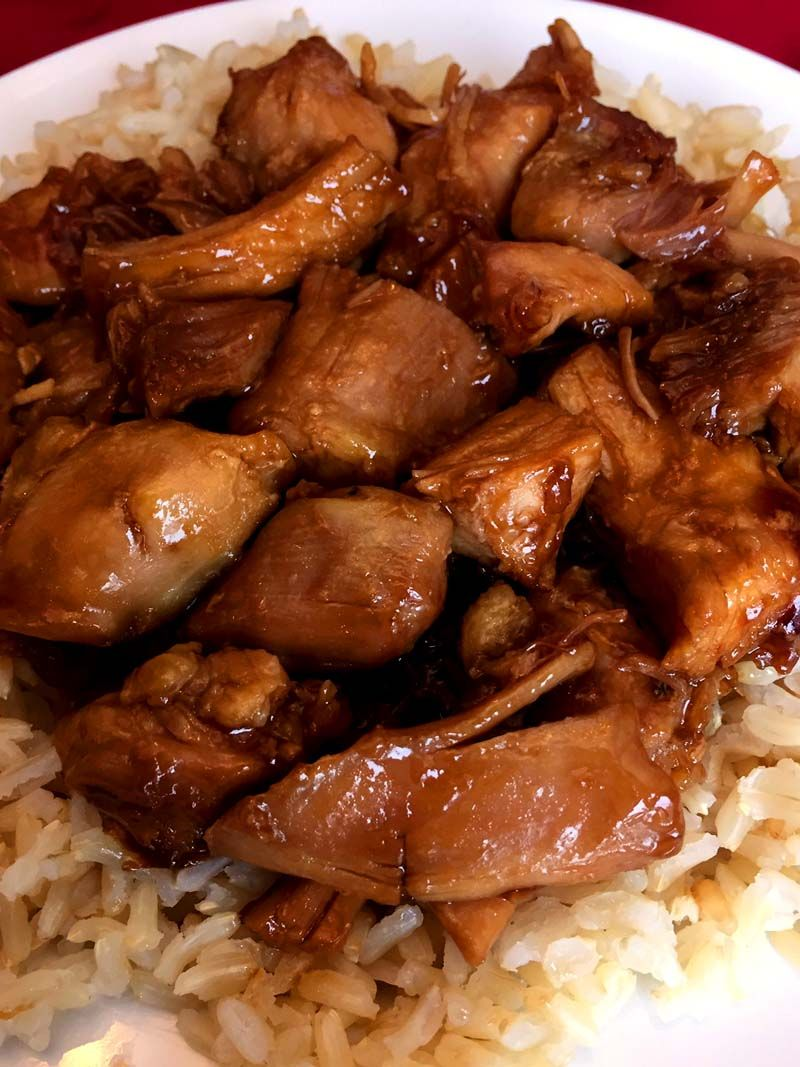 Instant Pot Chicken Teriyaki #instantpotchickenrecipes