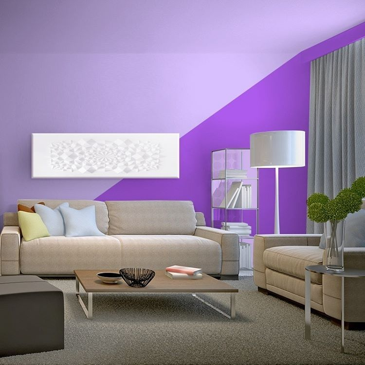 Nippon Paint Malaysia Colour Code Millenia Np Pb 1444 P Prophetic Purple Np Pb 1436 D Livingroo Modern Living Room Wall Living Room Colors Home Living Room #nice #colors #for #living #room #walls